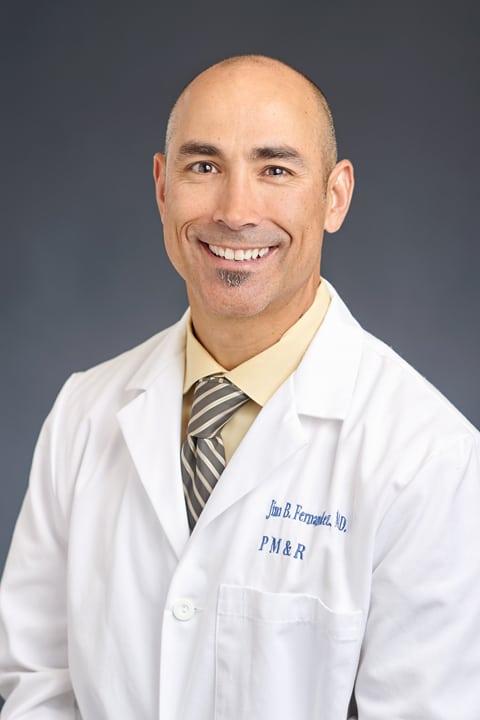 Dr Jim Fernandez