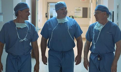 Austin Sports Medicine Surgical Team