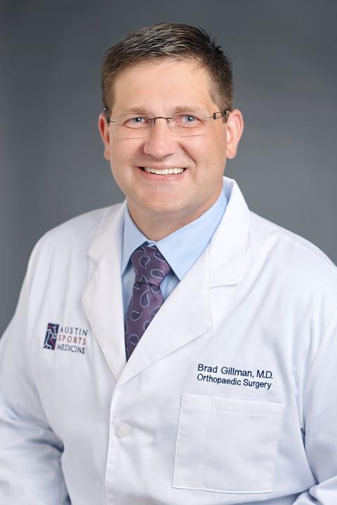 Dr. Brad Gillman