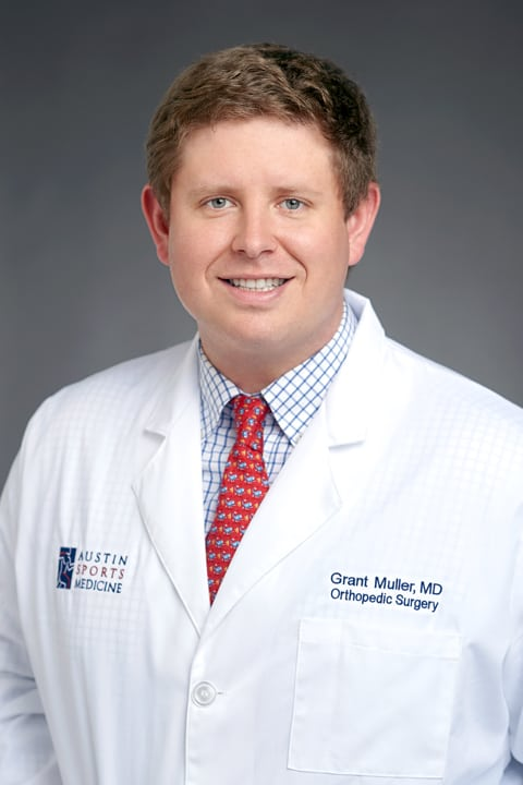 Dr. Grant Muller